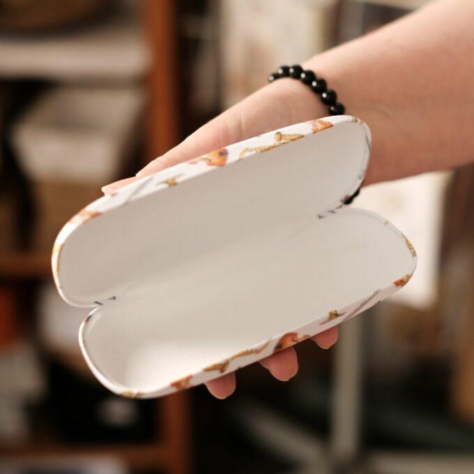 Brillenetui Musikinstrumente Musik Brillenbox 2