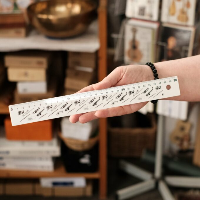 Musik Lineal Musikinstrumente