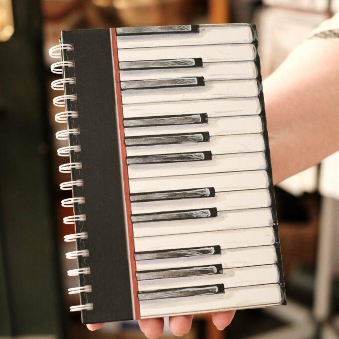 Natizbuch Tastatur Ringbuch