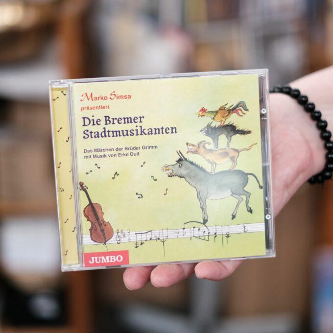 Bremer Stadtmusikanten Musik-Hörbuch