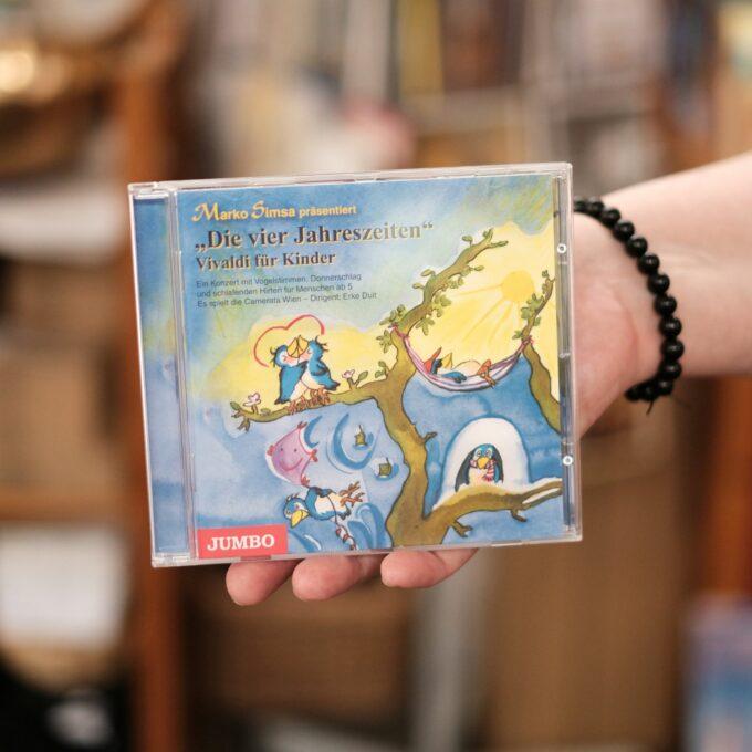 Die Jahreszeiten CD Musik-Hörbuch