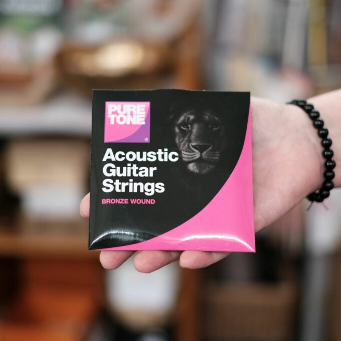 Gitarrensaiten für Acoustic Gitarre Westerngitarre