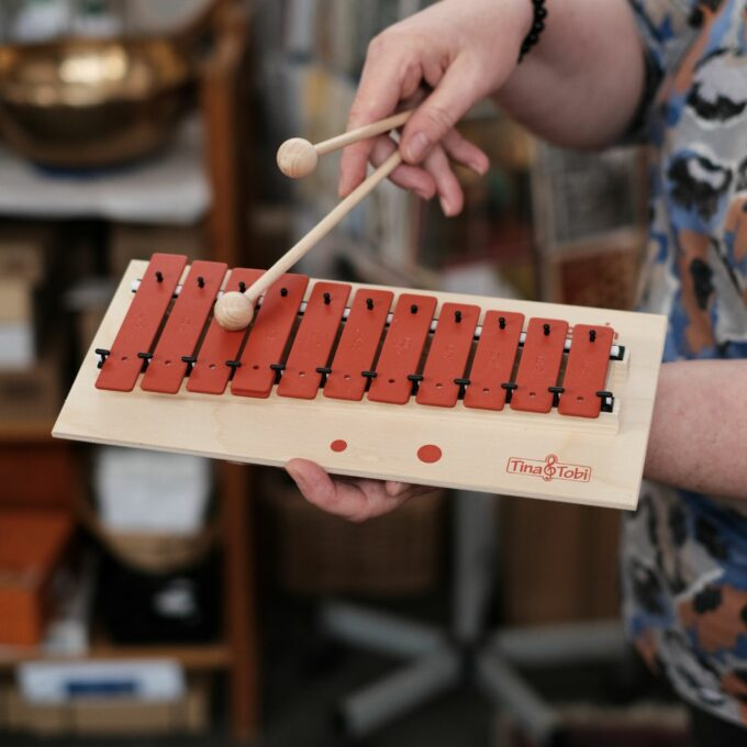 Glockenspiel Goldon