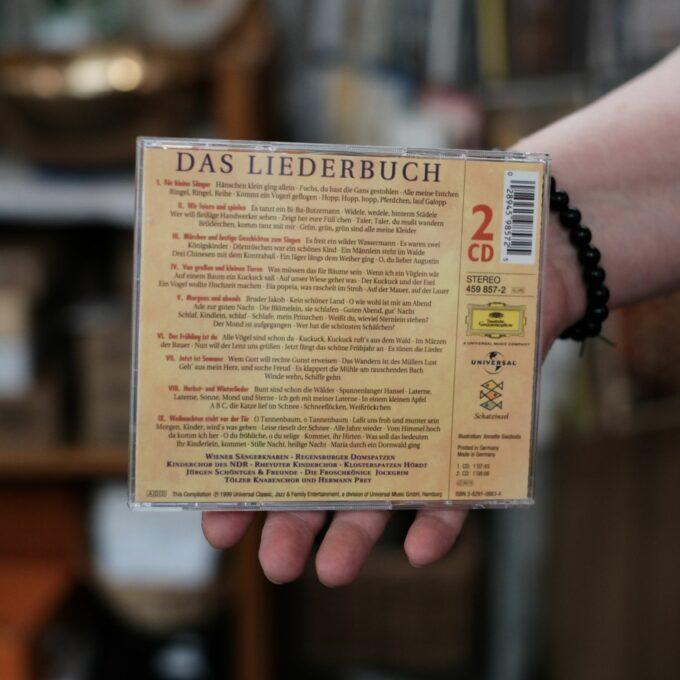 Kinderlieder 2 CDs Nah