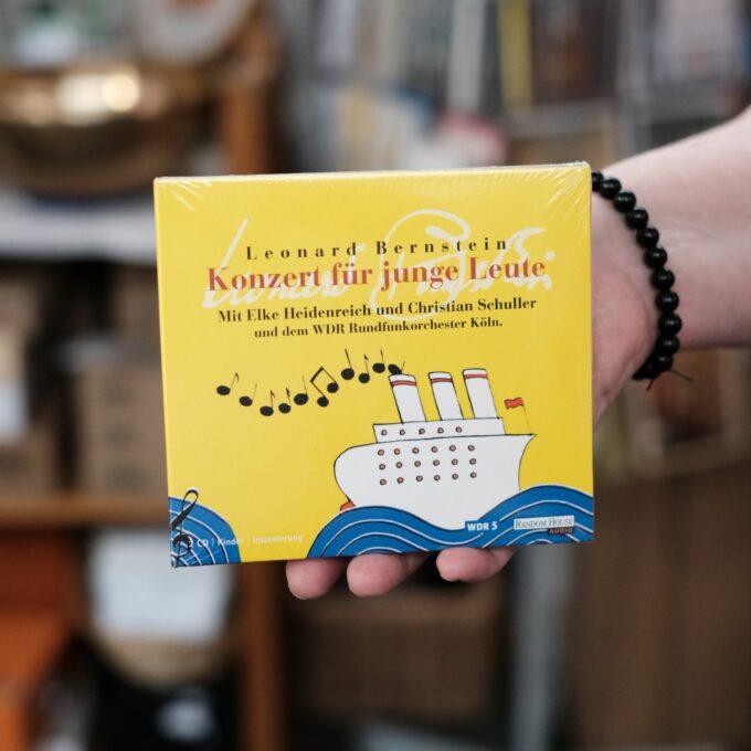 Musik für junge Leute CD Hörbuch