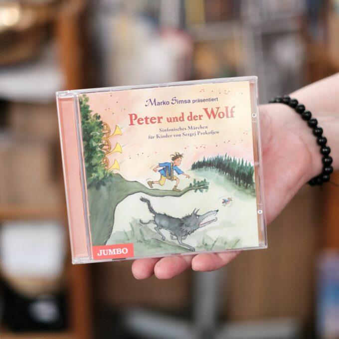 Peter und der Wolf CD Musik-Hörbuch