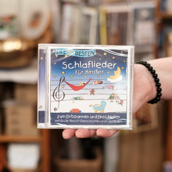 Schlaflieder für Kinder CD
