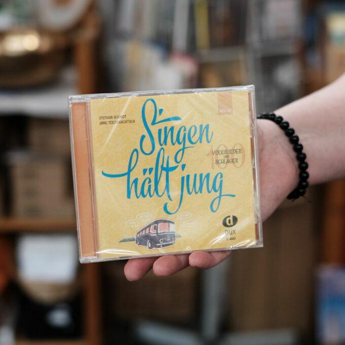 Volkslieder CD
